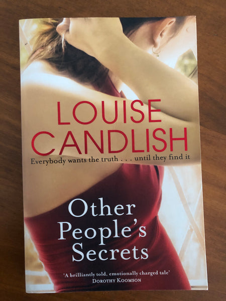 Candlish, Louise - Other People's Secrets (Trade Paperback)