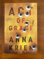 Krien, Anna - Act of Grace (Trade Paperback)