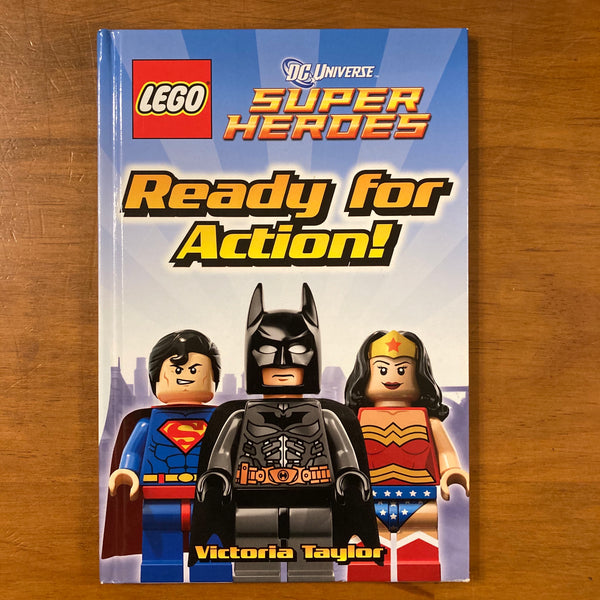 Lego - Ready for Action (Hardcover)
