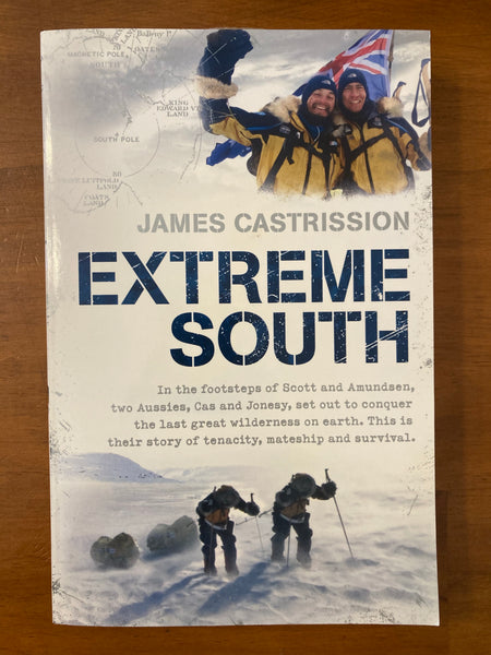 Castrission, James - Extreme South (Trade Paperback)