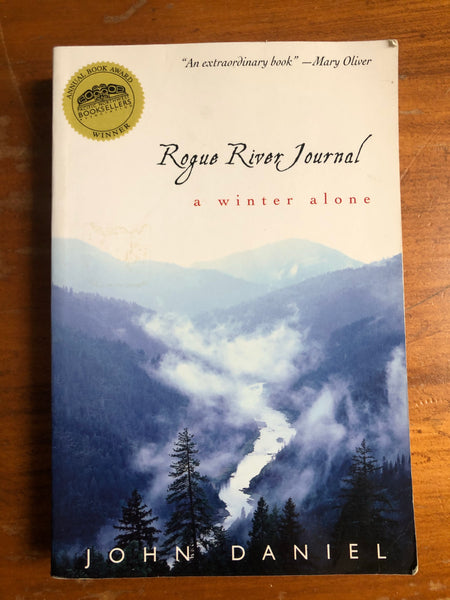 Daniel, John - Rogue River Journal (Trade Paperback)