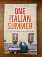 Williams, Pip - One Italian Summer (Trade Paperback)