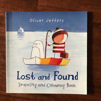 Jeffers, Oliver - Lost and Found (Paperback)