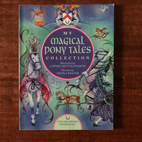 Baxter, Nicola - My Magical Pony Tales (Paperback)