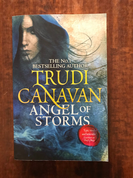 Canavan, Trudi - Angel of Storm (Trade Paperback)