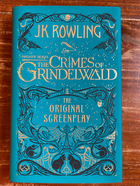Rowling, JK - Crimes of Grindelwald (Hardcover)