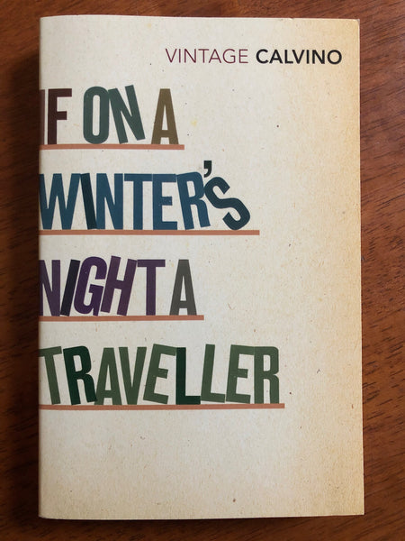 Calvino, Italo - If On a Winter's Night a Traveller (Paperback)