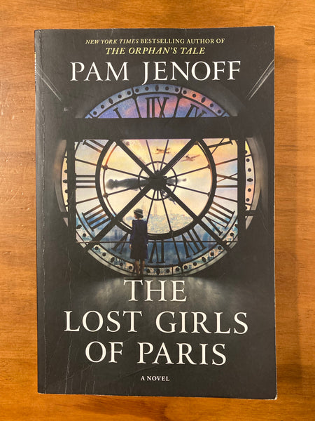 Jenoff, Pam - Lost Girls of Paris (Trade Paperback)