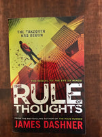 Dashner, James - Mortality Doctrine 02 Rule of Thoughts (Paperback)