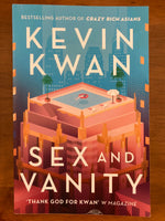 Kwan, Kevin - Sex and Vanity (Trade Paperback)