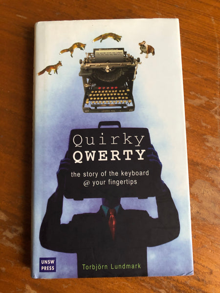 Lundmark, Torbjorn - Quirky Qwerty (Hardcover)