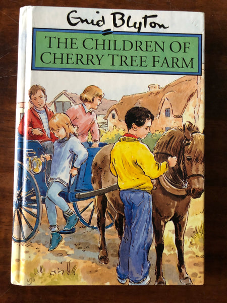 Blyton, Enid - Children of Cherry Tree Farm (Hardcover)