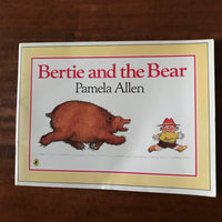 Allen, Pamela - Bertie and the Bear (Paperback)