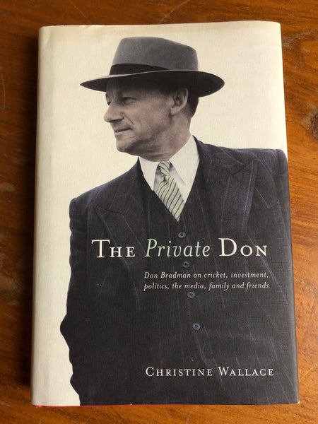 Wallace, Christine - Private Don (Hardcover)