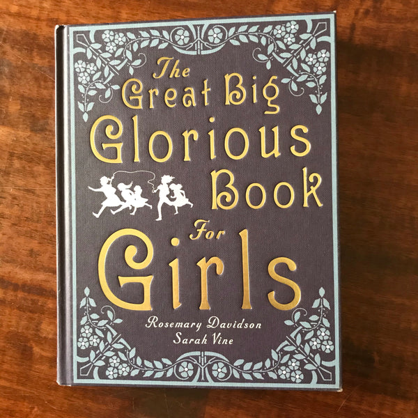 Davidson, Rosemary - Great Big Glorious Book for Girls (Hardcover)