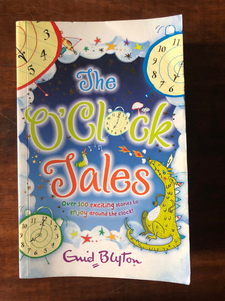 Blyton, Enid - Collection - O'Clock Tales (Paperback)