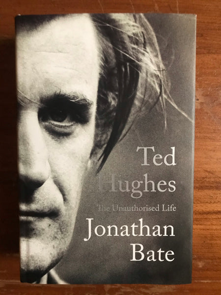 Bate, Jonathan - Ted Hughes (Hardcover)