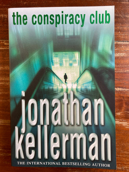 Kellerman, Jonathan - Conspiracy Club (Trade Paperback)