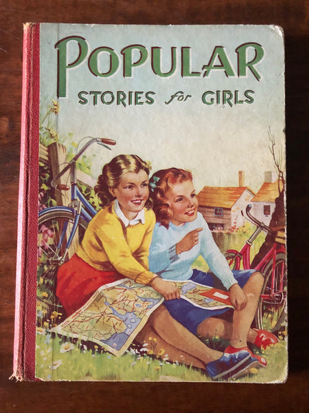 Birn Brothers - Popular Stories for Girls (Hardcover)