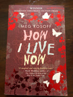 Rosoff, Meg - How I Live Now (Paperback)