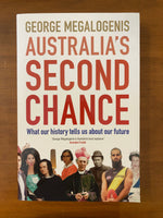 Megalogenis, George - Australia's Second Chance (Trade Paperback)