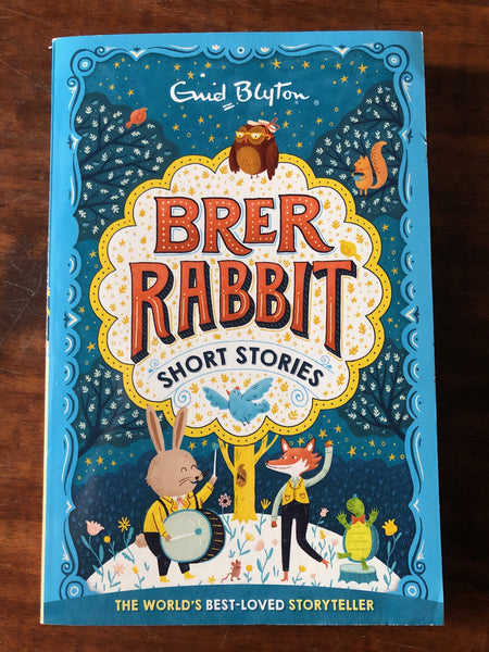 Blyton, Enid - Classic Collection - Brer Rabbit Short Stories (Paperback)