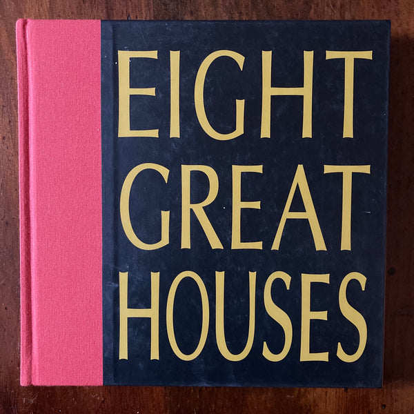 Allenby, Guy - Eight Great Houses (Hardcover)