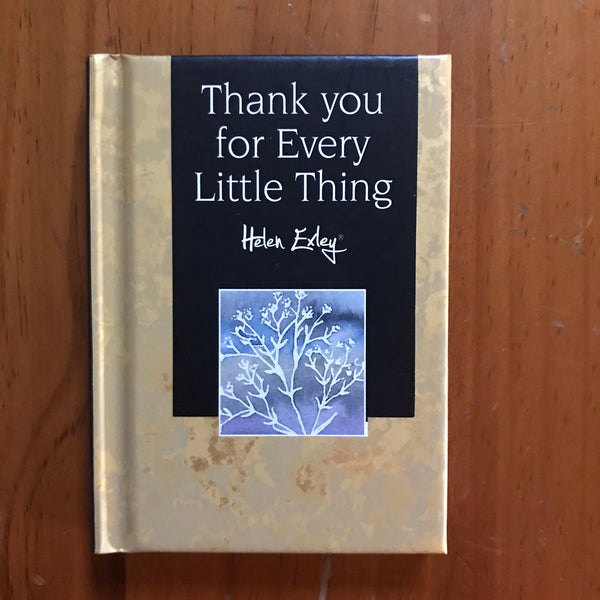 Exley, Helen - Thank You for Every Little Thing (Hardcover)