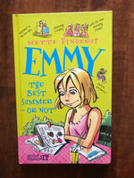 Girl:It - Emmy (Hardcover)
