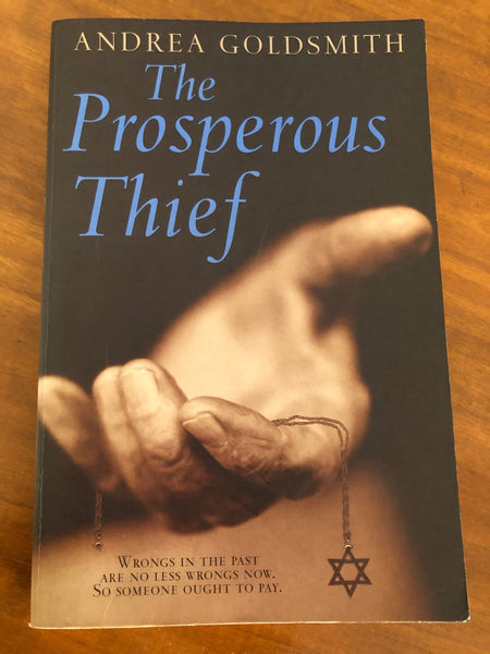 Goldsmith, Andrea - Prosperous Thief (Trade Paperback)