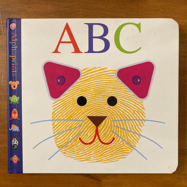 Alphaprints - ABC (Board Book)