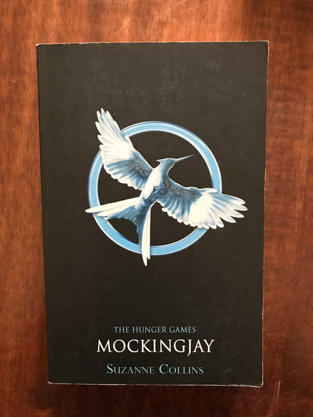 Collins, Suzanne - Hunger Games 03 Mockingjay (Black Paperback)