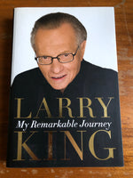 King, Larry - My Remarkable Journey (Trade Paperback)