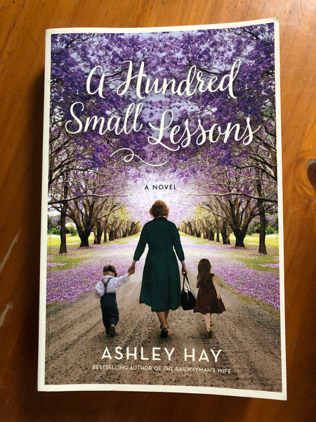 Hay, Ashley - Hundred Small Lessons (Trade Paperback)