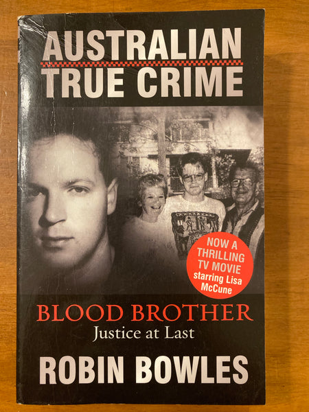 Bowles, Robin - Blood Brother (Paperback)
