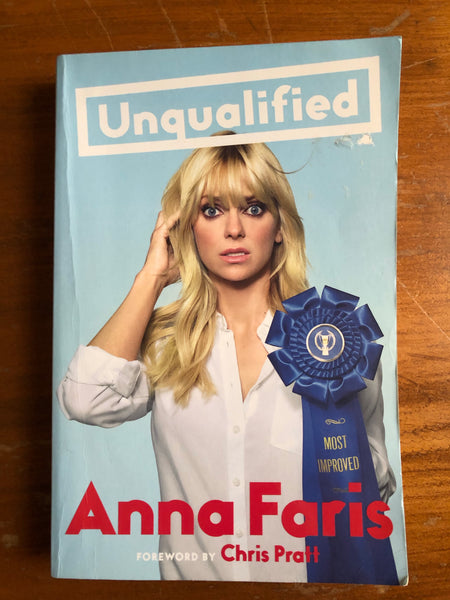 Faris, Anna - Unqualified (Trade Paperback)
