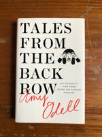 Odell, Amy - Tales from the Back Row (Hardcover)