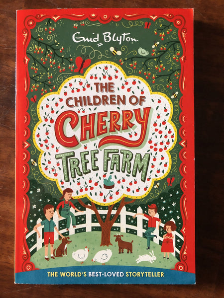 Blyton, Enid - Classic Collection - Children of Cherry Tree Farm (Paperback)