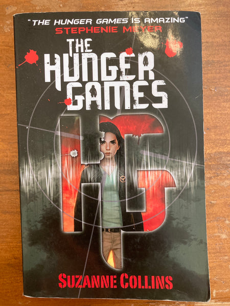 Collins, Suzanne - Hunger Games (Paperback)
