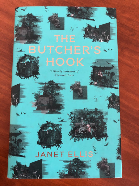Ellis, Janet - Butcher's Hook (Hardcover)