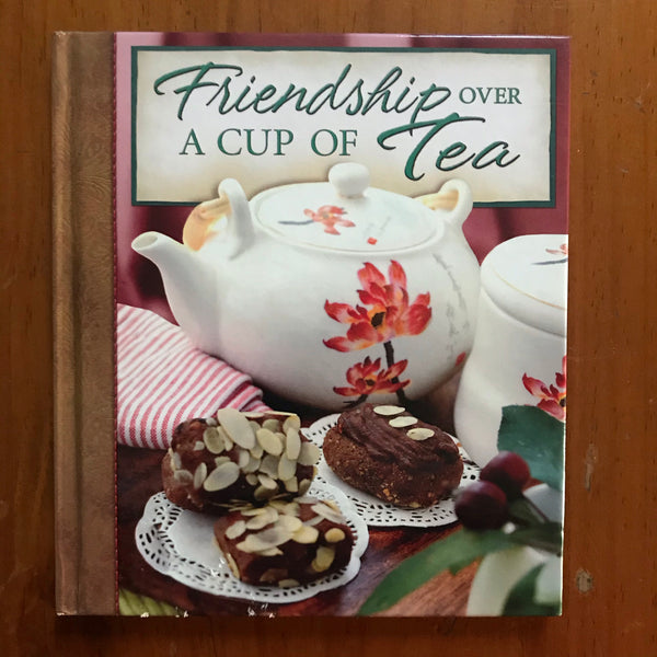 Clever Factory - Friendship Over a Cup of Tea (Hardcover)