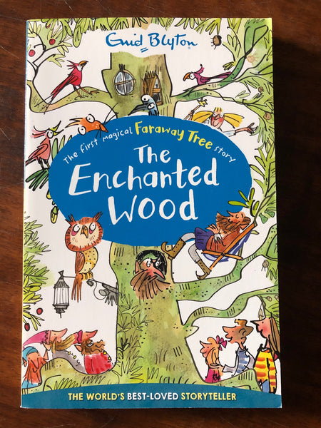 Blyton, Enid - Classic Collection - Enchanted Wood (Paperback)