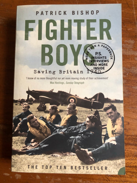 Bishop, Patrick - Fighter Boys (Paperback)