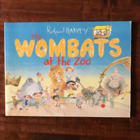 Harvey, Roland - Wombats at the Zoo (Paperback)