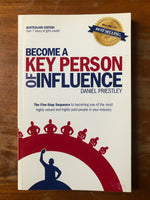 Priestley, Daniel - Become a Key Person of Influence (Paperback)