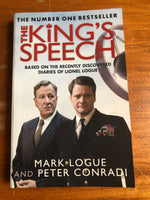 Logue, Mark - King's Speech (Paperback)