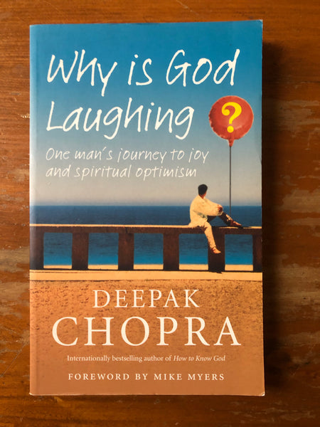 Chopra, Deepak - Why is God Laughing (Paperback)