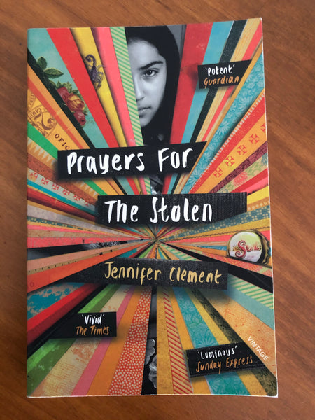 Clement, Jennifer - Prayers for the Stolen (Paperback)