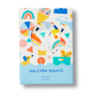 Halcyon Nights Wrap - Toy Box