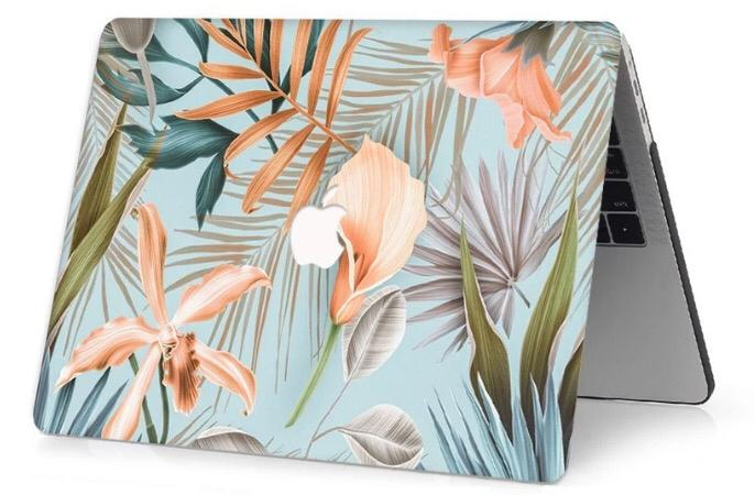 "Husa Macbook Pro, 13"" , model tropical cale, Tip carcasa"